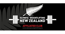 Olympic Weightlifting NZ Logo